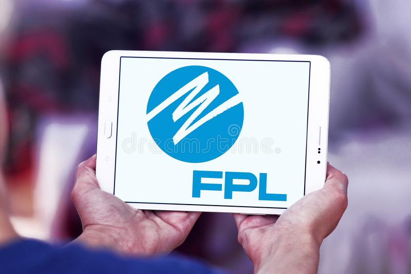Download Florida Power U0026 Light , FPL, Company Logo Editorial Photo   Image  Of Energy