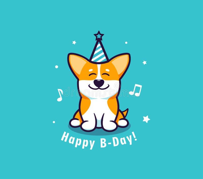Happy Birthday Corgi Stock Illustrations 74 Happy Birthday Corgi Stock Illustrations Vectors Clipart Dreamstime