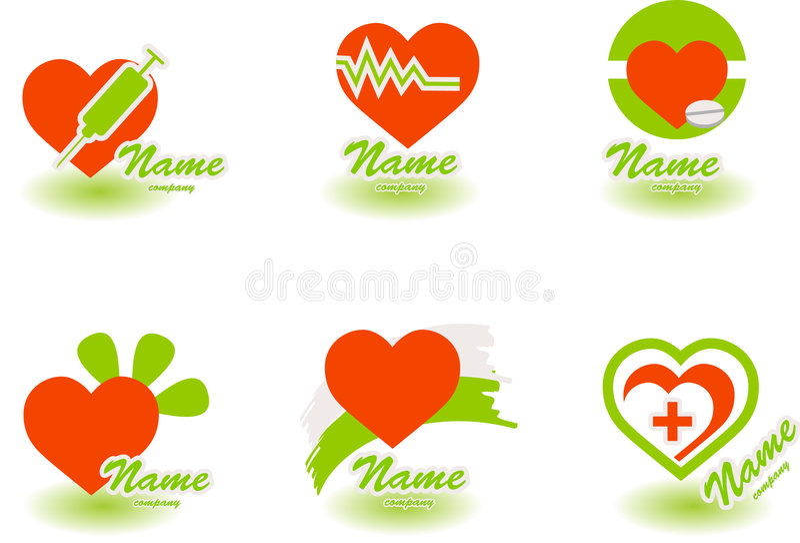 Logo_hospital_1 stock foto
