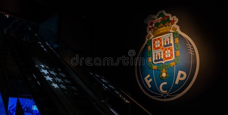 Logo I de FCP photos libres de droits