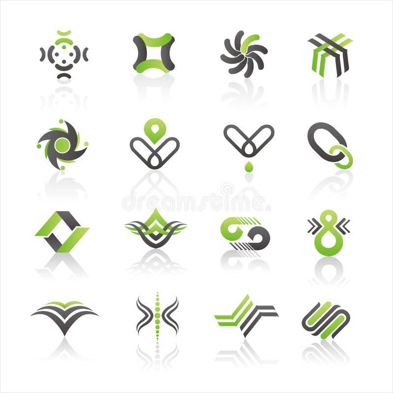 Logo icon. Vector logo design elements icon