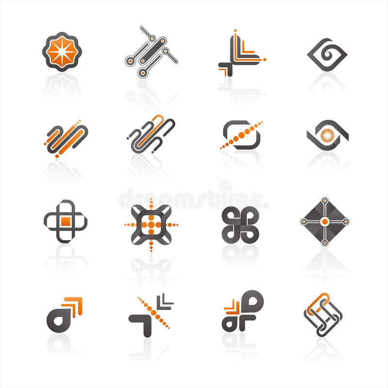Download Logo icon stock vector. Illustration of layout, logo - 10120494