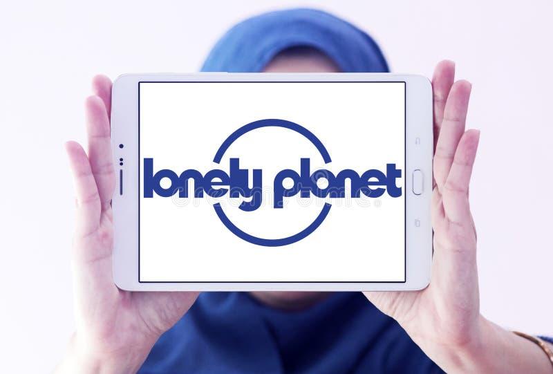Logo isolé de planète photos stock