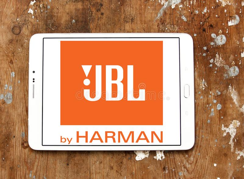 Jbl Audio Company Logo Editorial Stock Image Image Of Symbol