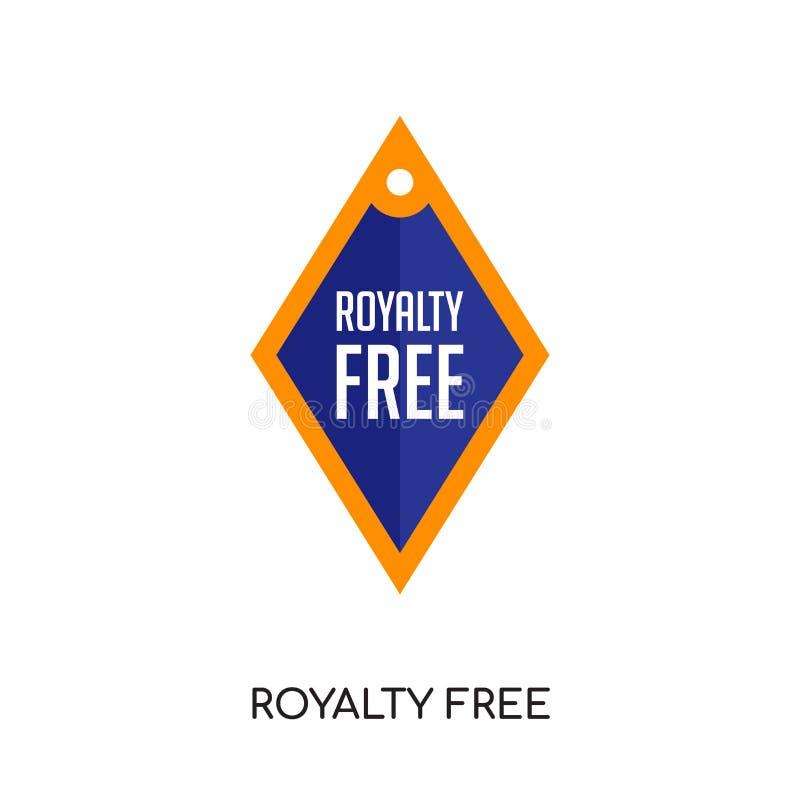 logo królewskości bezpłatny odosobniony na białym tle dla twój sieci, motłoch ilustracja wektor
