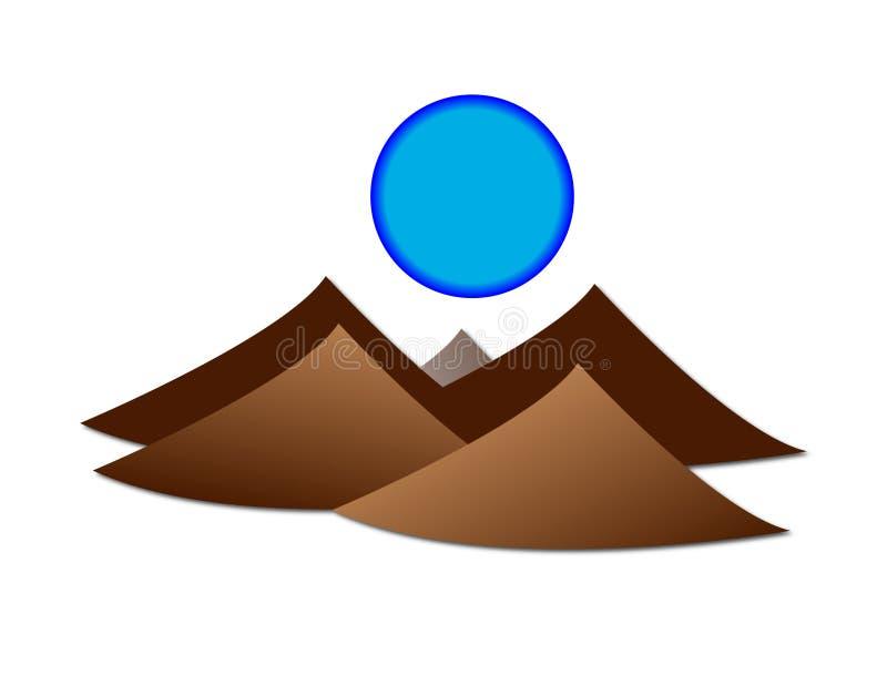 Logo Landscape arkivbilder