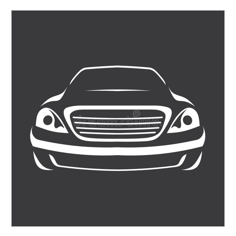 Logo Luxury Car Stock Vector. Illustration Of Black, Image