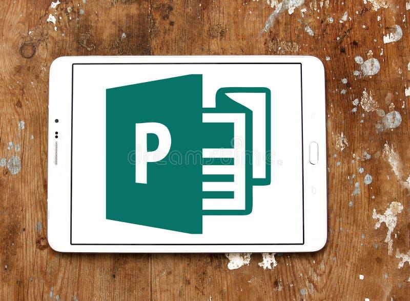 microsoft publisher logo  Microsoft Office Publisher Logo Editorial Stock Photo - Image of ...