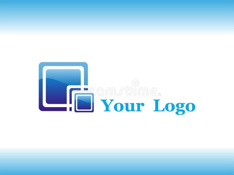 LOGO FOR MODERN COMPANY Stock Photography