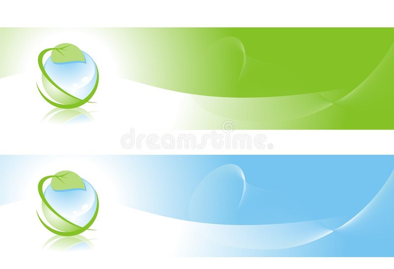 Download Logo nature stock vector. Image of nature, logo, blue - 8424320