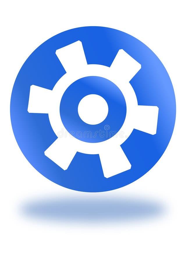 Logo Nautical stock illustration