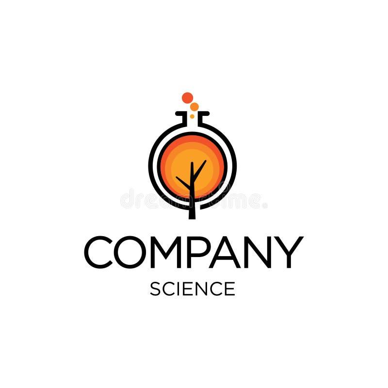 Logo nautique d'académie illustration libre de droits