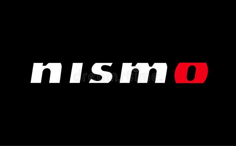 Logo Nismo. Car color vector format aviable ai