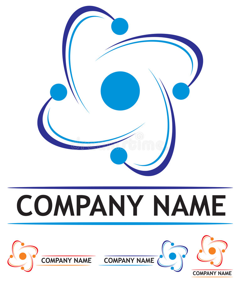 Free Logo Nuclear Power Station Stock Images - 4971464