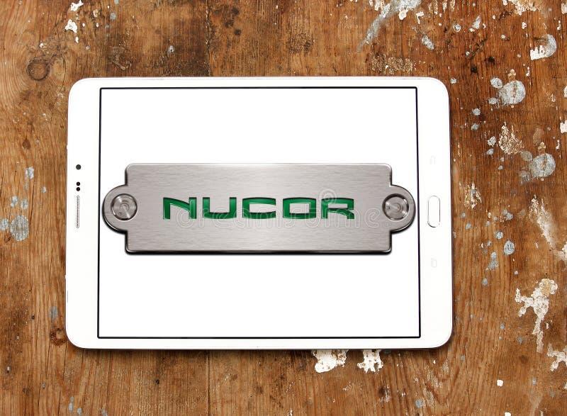 Nucor Steel Corporation Logo Editorial Image Image Of Plates