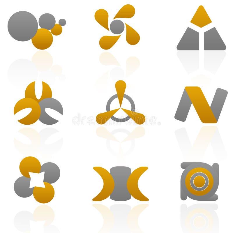 logo paczka ilustracji