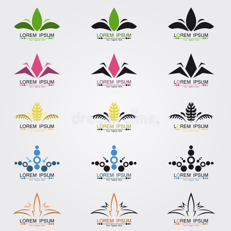 Logo Plant stock abbildung