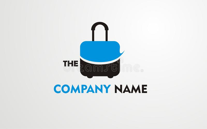 Logo próbka zdjęcia royalty free