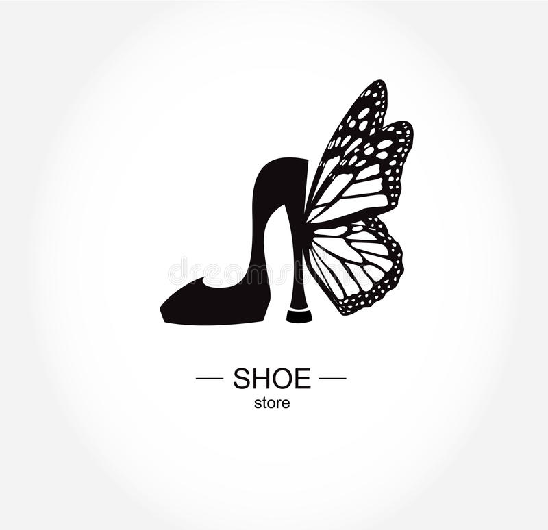 Abstract Logotype Collection: Logo Shoe Store, Shop, Fashion Collection , Boutique Label