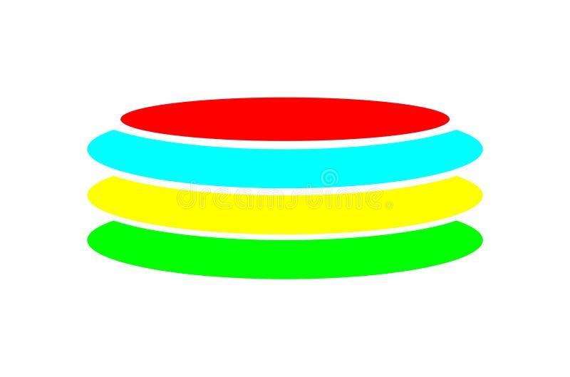 logo simple photo libre de droits