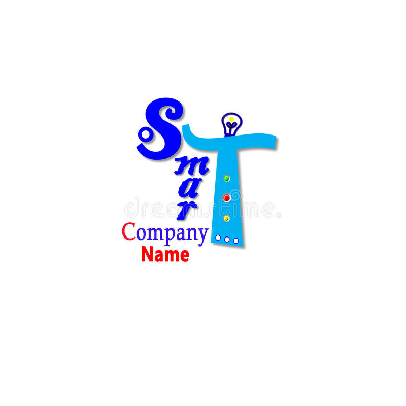 Logo-Smart royalty illustrazione gratis