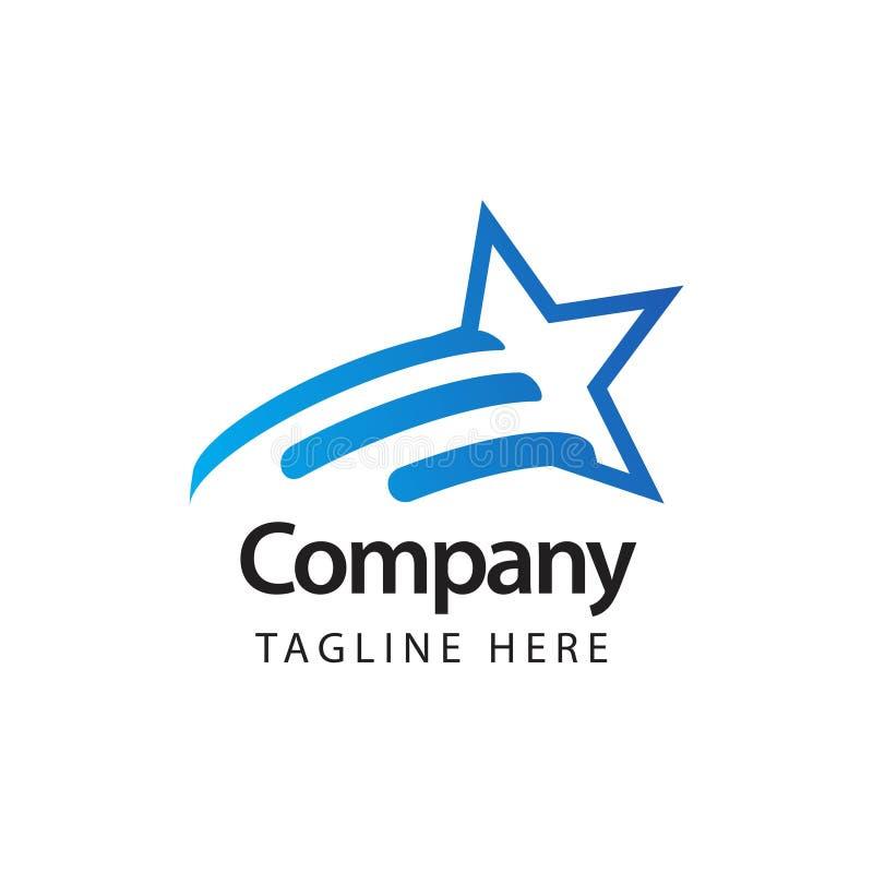 Star Company Logo Vector Template Design Illustration vector illustration