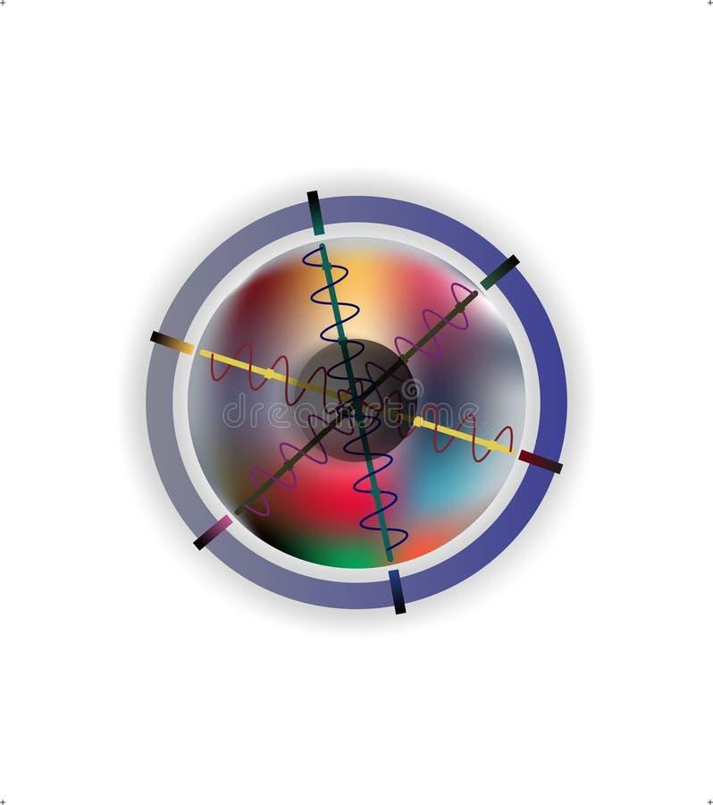 Logo tecken, form royaltyfria foton