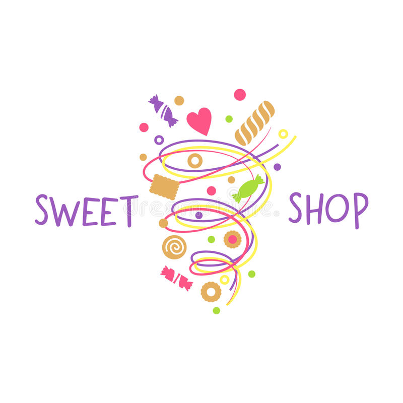 Logo template for confectionery bakery stock illustration download logo template for confectionery bakery stock illustration image 70153289 pronofoot35fo Image collections