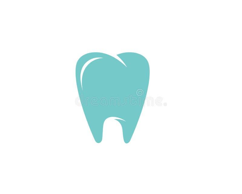 Logo Template dentaire illustration de vecteur