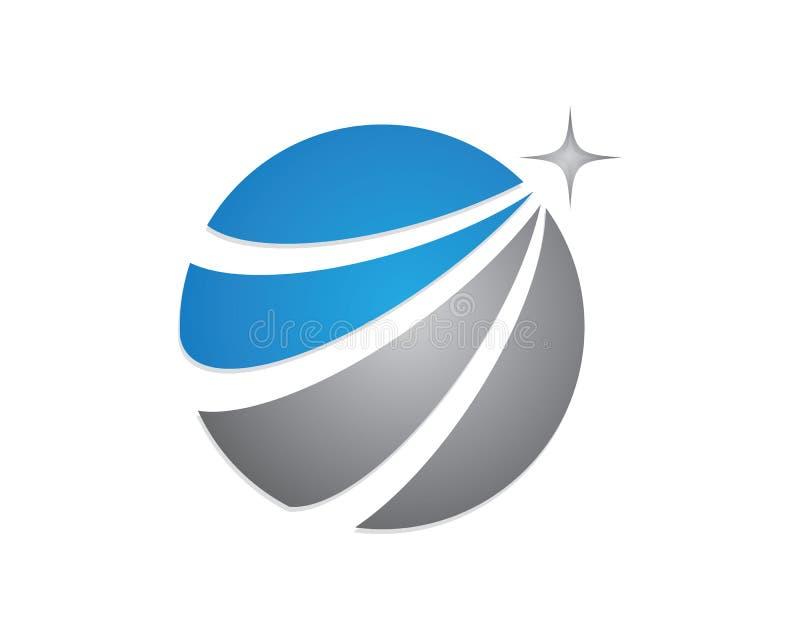 Logo Template más rápido ilustración del vector