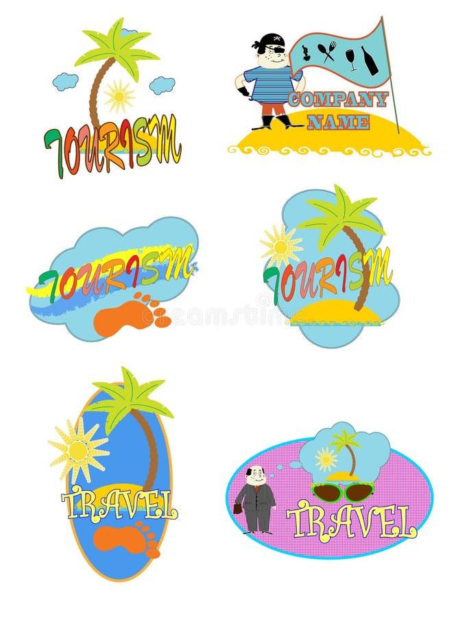 Download Logo. Tourism Royalty Free Stock Images - Image: 19377029