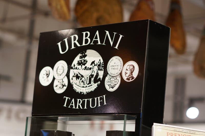 Download Logo Urbani Tartufi firma obraz editorial. Obraz złożonej z kuchnia - 106916455