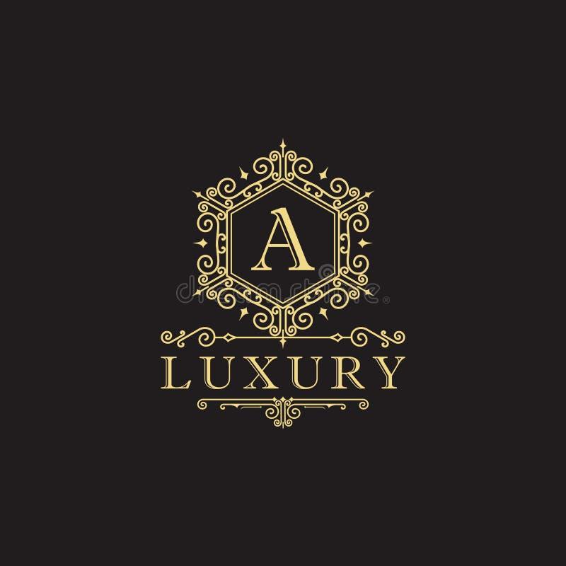 Logo Vectors de luxe illustration de vecteur