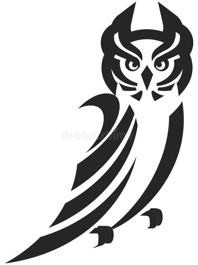 Logo-Vektor stock abbildung