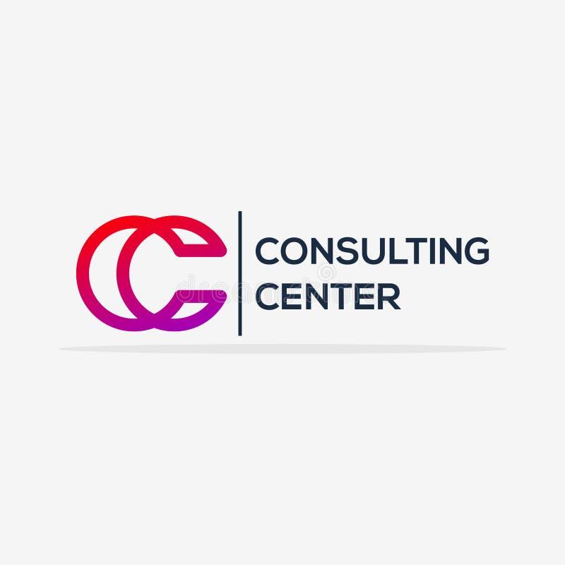 Logo Vetora Design Template de consulta luxuoso