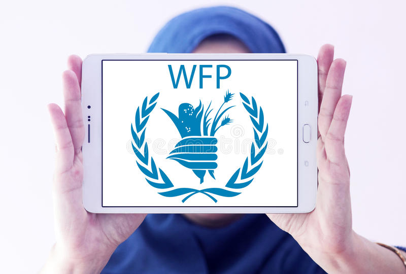 Wfp World Food Programme Logo Editorial Photo Image Of Security Icons 99172756