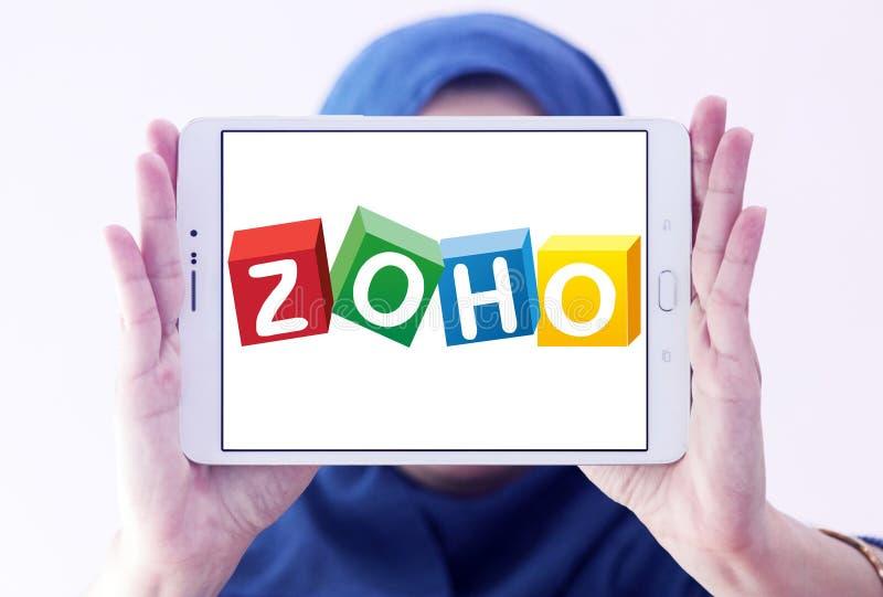 Zoho Corporation Logo Editorial Photography Image Of Computing 109628117