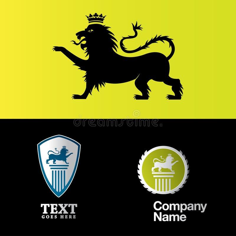 Logos_1 illustrazione di stock