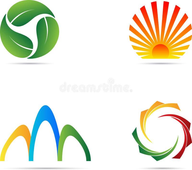 logos ilustração royalty free