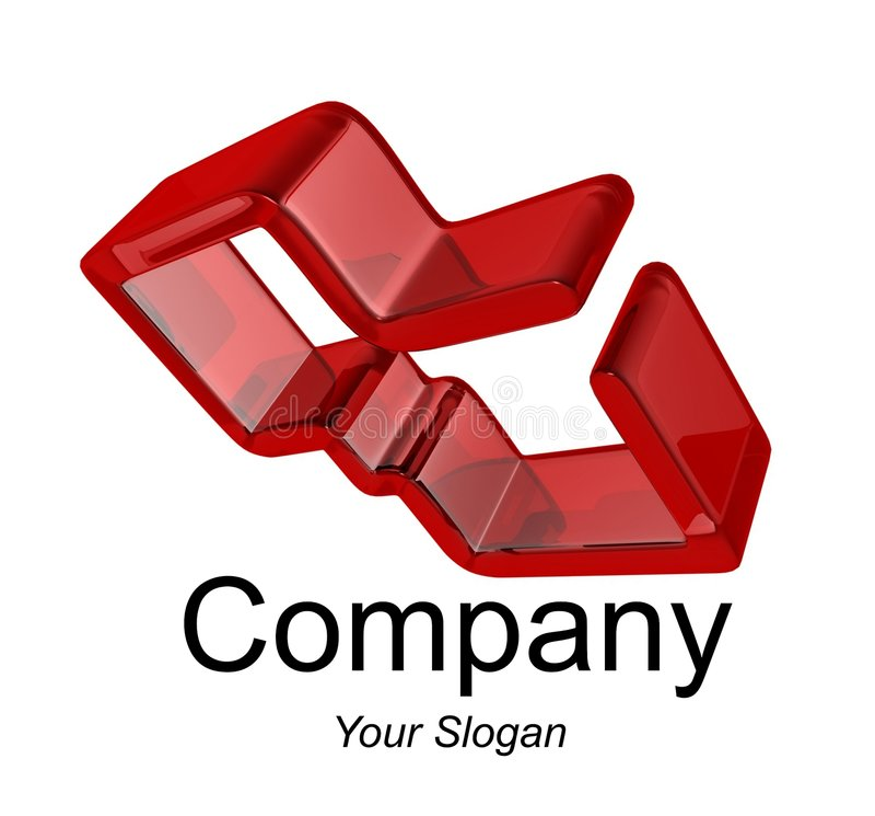 Logos stock photography