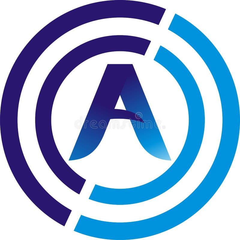 Logos A fotografia stock libera da diritti