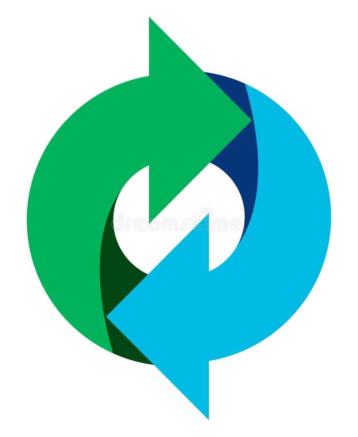 Logotipo fotografia de stock
