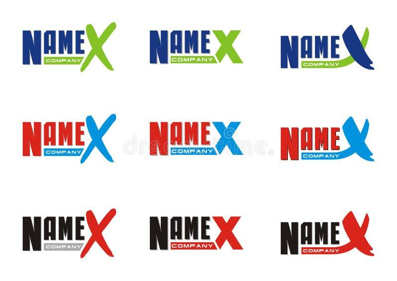 Logotipo   foto de archivo libre de regalías