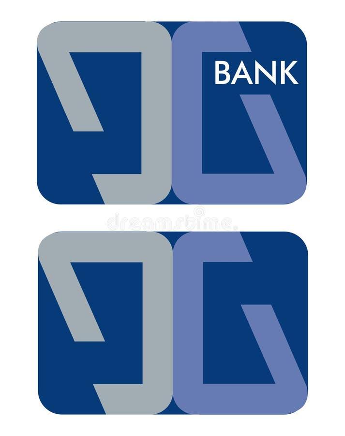 Logotipo - 9 a 6 ilustração royalty free