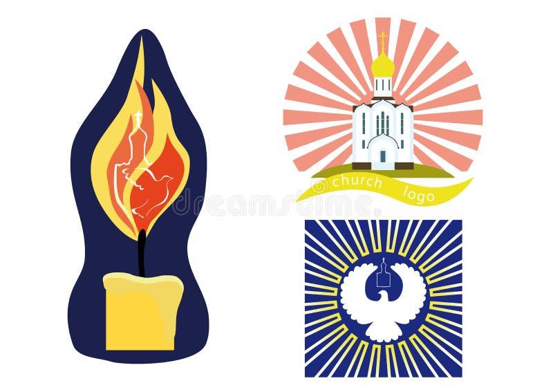Logotipo con Christian Church libre illustration