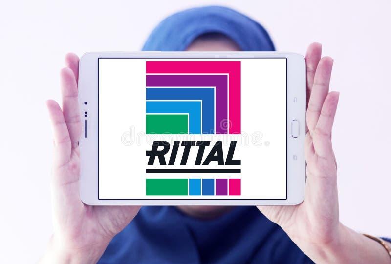 Logotipo da empresa da tecnologia de Rittal fotos de stock royalty free