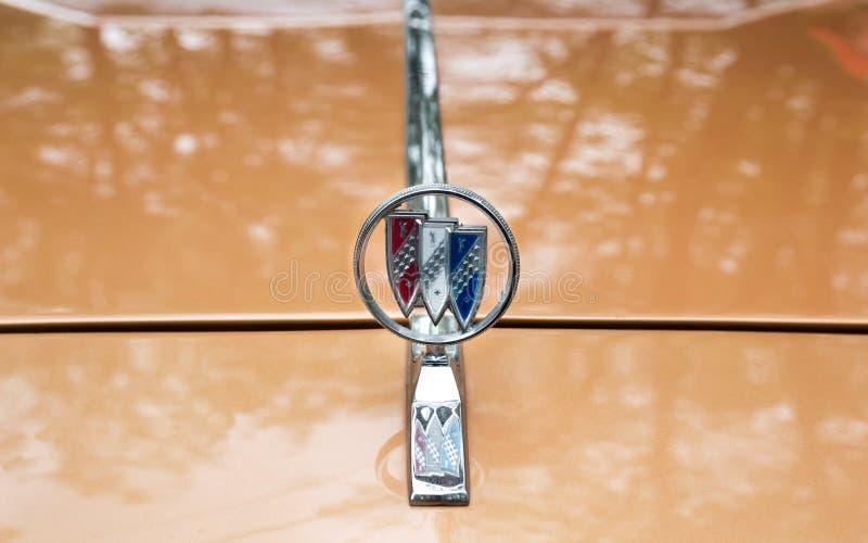 Logotipo de Buick fotografia de stock