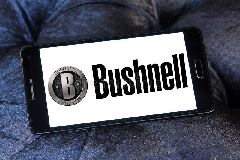 Logotipo de Bushnell Corporaçõ imagem de stock