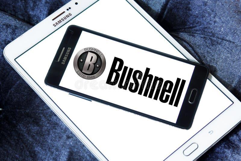 Logotipo de Bushnell Corporation imagen de archivo libre de regalías