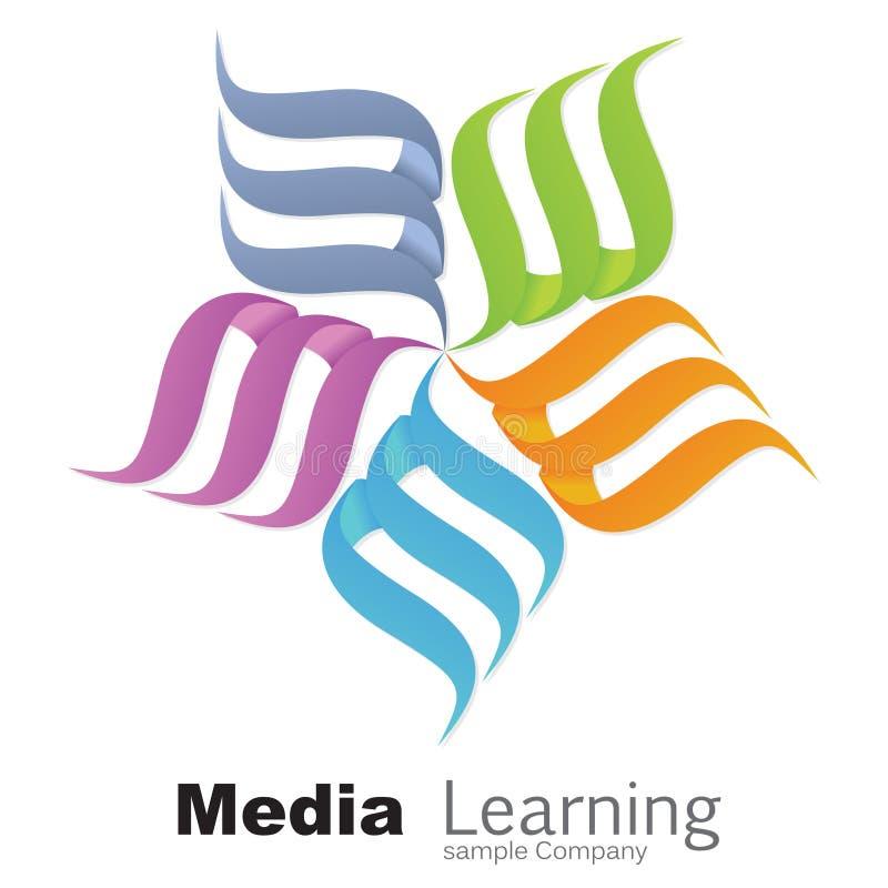 Logotipo de Bussines ilustração do vetor